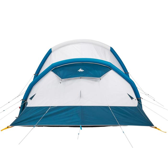 Tente gonflable de camping - Air Seconds 4.1 F&B - 4 Personnes - 1 Chambre