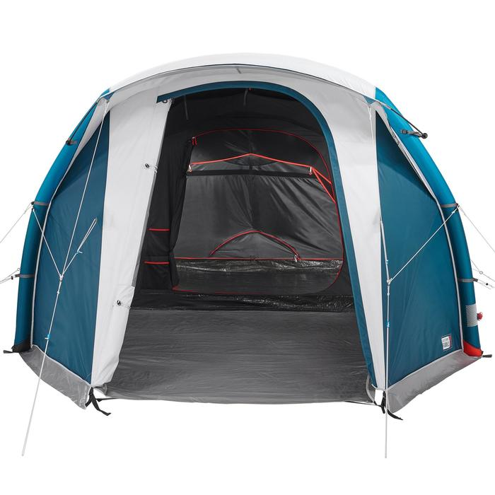 CN Inflatable Camping Tent AIR SECONDS 4.1 FRESH&BLACK | 4 People 1 Room