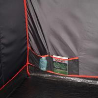 Надувний намет Air Seconds 4.1 Fresh&Black, 4-місний, 1 спальня