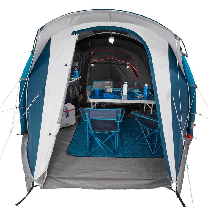 quechua tent 4 personen opblaasbaar air seconds 4 1. Black Bedroom Furniture Sets. Home Design Ideas