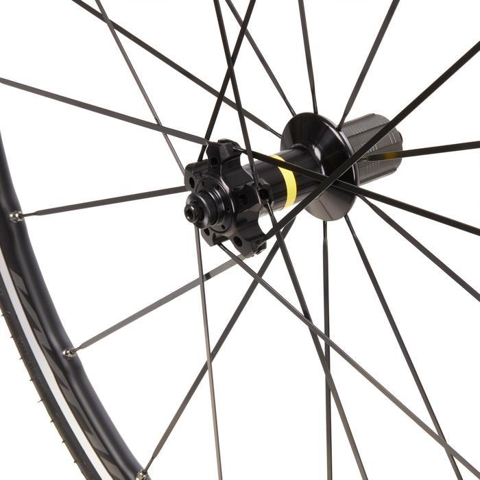 Laufrad Hinterrad 700 Ksyrium Elite für Rennrad