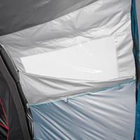 Casa de campaña con varillas ARPENAZ 5.2 FRESH&BLACK - 5 Pers. 2 habitaciones