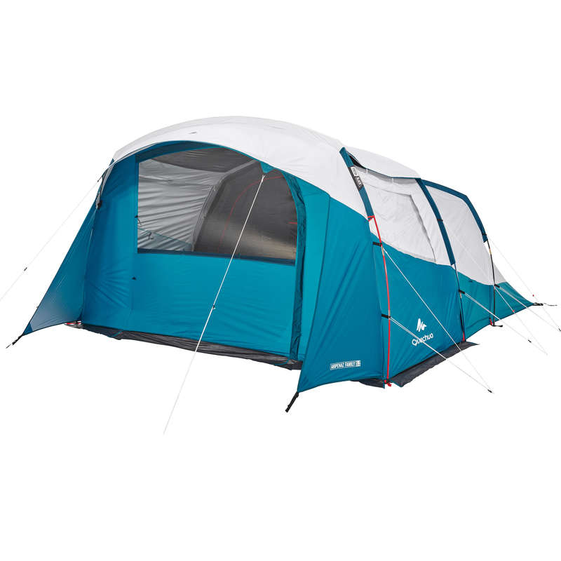 SPARE PARTS FAMILY/BASE CAMP TENTS Camping - Arpenaz 5.2 FB Flysheet QUECHUA - Tent Spares and Repair