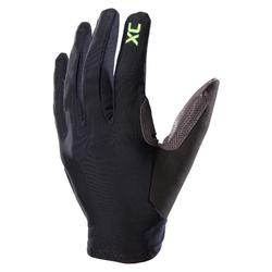 Light XC Mountain Bike Gloves - Black