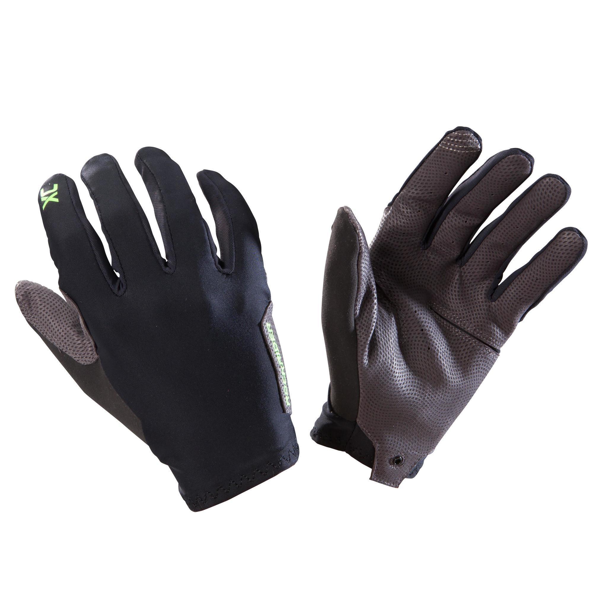 Rockrider MTB handschoenen XC Light zwart