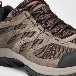 Chaussures de randonnée montagne homme Columbia Redmond imperméables Marron