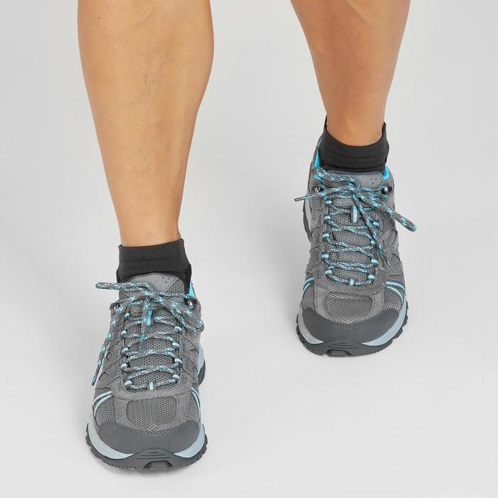 Redmond Women's Waterproof Walking Shoes - Grey