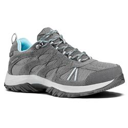 Redmond Women's Waterproof Walking Shoes - Grey