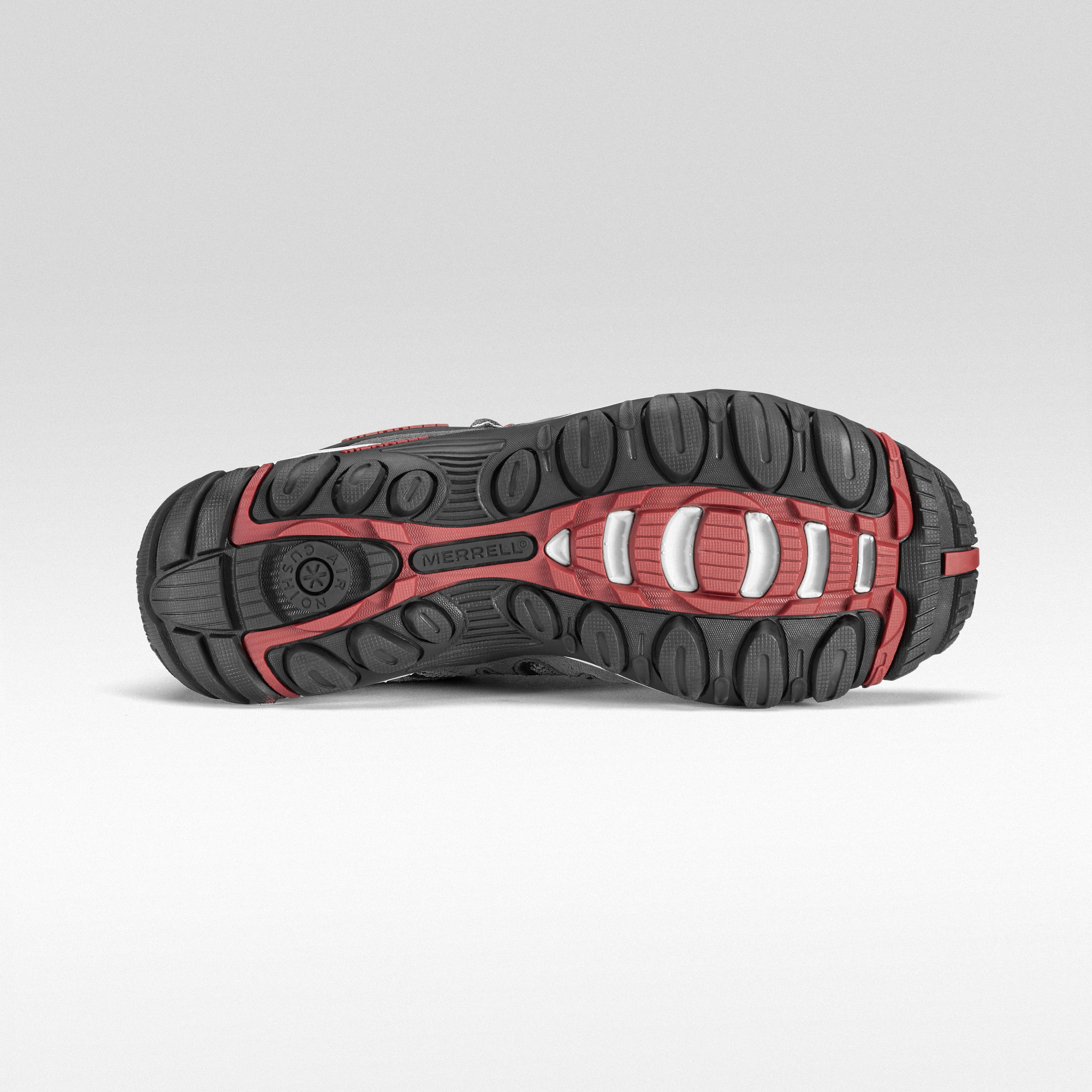 Crosslander Homme Grise Chaussures De Montagne Randonnée Merrell wPyvN8m0nO