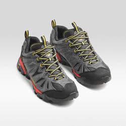 Chaussures imperméables de randonnée montagne - Merrell Capra GTX Gris - Homme