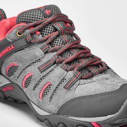 Zapatillas de senderismo en montaña mujer Merrell Crosslander