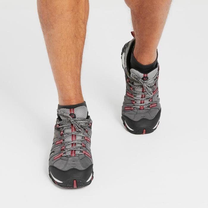Chaussures de randonnée montagne homme Merrell Crosslander grise