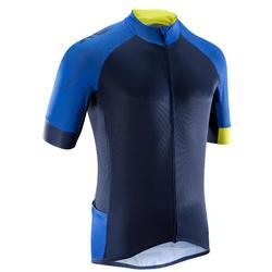 Shirt met korte mouwen XC 100 blauw
