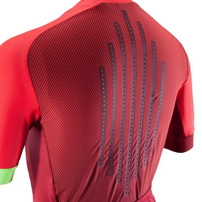 MTB-shirt voor heren XC Light rood