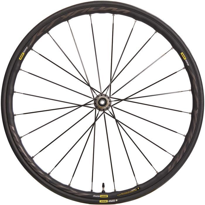 Laufrad Hinterrad für Rennrad 700 Ksyrium Elite Disc