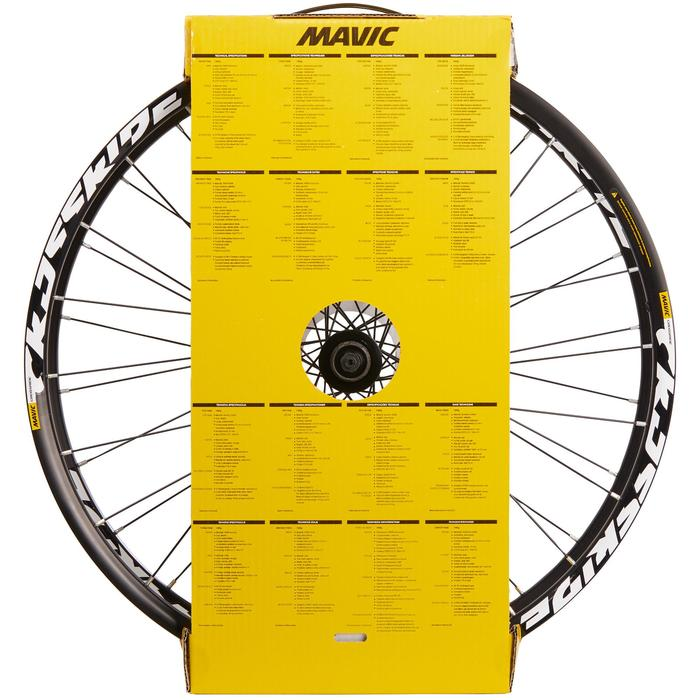 KIT 2 RUEDAS BTT 27,5 MAVIC CROSSRIDE