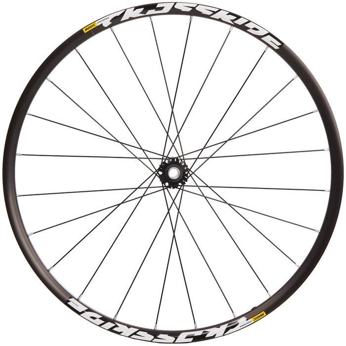 MTB voorwiel Crossride FTSX 26 inch schijfrem 9/15