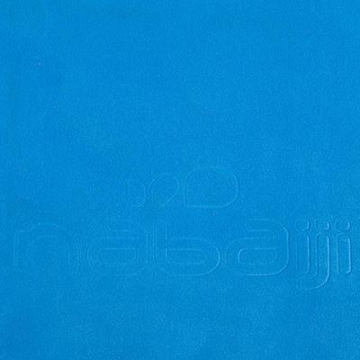 מגבת מיקרופייבר רכה מאוד מידה L 80 X 130 ס_QUOTE_מ - כחול סיני