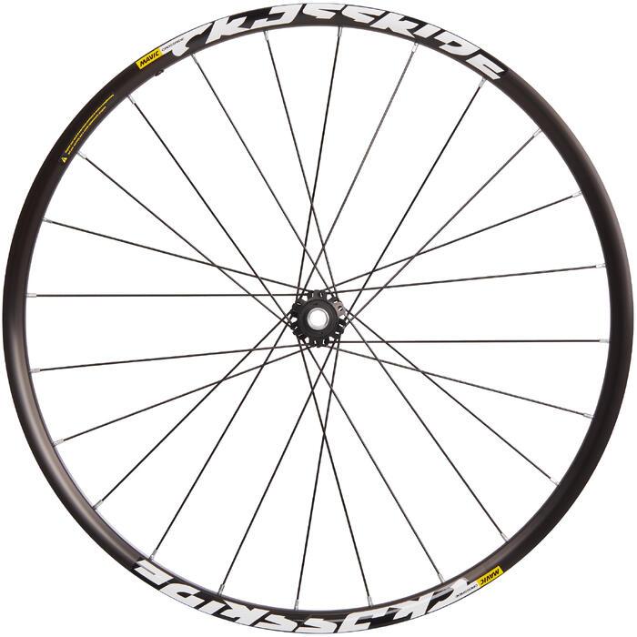 Laufrad Vorderrad MTB 26 Crossride Disc