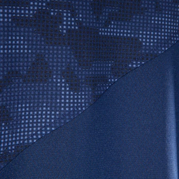 Maillot VTT All Mountain Manches Longues Bleu