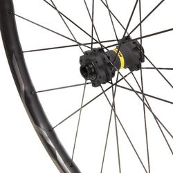 Vorderrad Crossride MTB 27,5 Mavic XA Elite