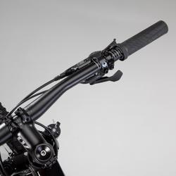 "MTB XC 100 27.5"" PLUS 12S zwart/fluo"