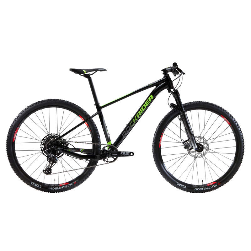 BICI MTB CROSS COUNTRY Ciclismo, Bici - Bicicletta Mountain Bike MTB Rockrider XC 100 29