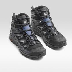 Chaussures imperméables de randonnée montagne - Salomon X ULTRA3 GTX Mid - Homme