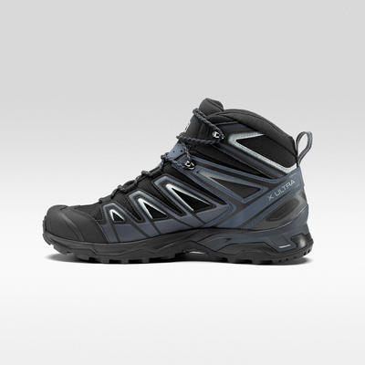 Chaussures de randonnée montagne Homme Salomon XULTRA Mid Gore-Tex Noir