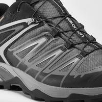 Men's waterproof mountain hiking shoes - SALOMON X ULTRA 3 GTX