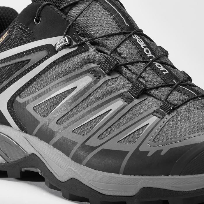 Zapatillas de travesía hombre Salomon X Ultra Gore-Tex negro