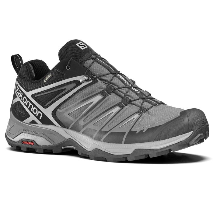 finest selection 37c05 a9aa6 Wanderschuhe X-Ultra Gore-Tex Herren grau Salomon