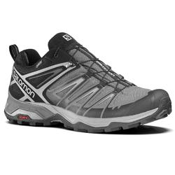 X Ultra 3 GTX Mens Waterproof Shoes - Grey