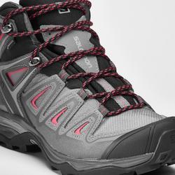 Bergwandelschoenen voor dames Salomon XUltra mid Gore-Tex