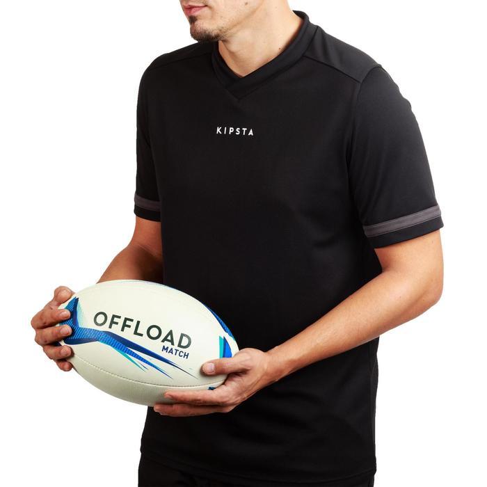 Rugbybal R500 maat 5 blauw