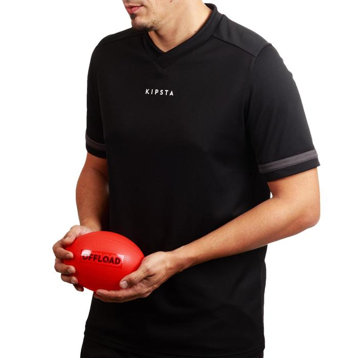 Mini Ballon Rugby Resist Rouge