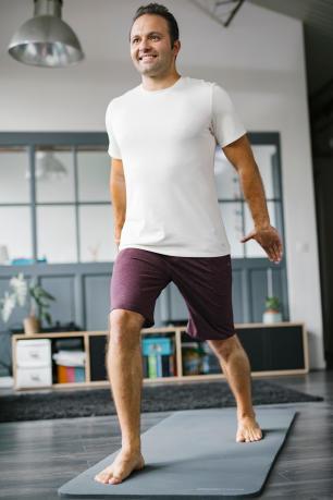 Sport à la maison : exercice du jour