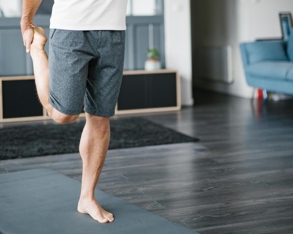 Desporto em casa: aproveite o espaço interior da sua casa para fazer exercícios fáceis