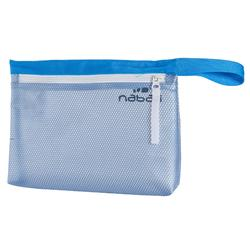 防水游泳袋 - 藍