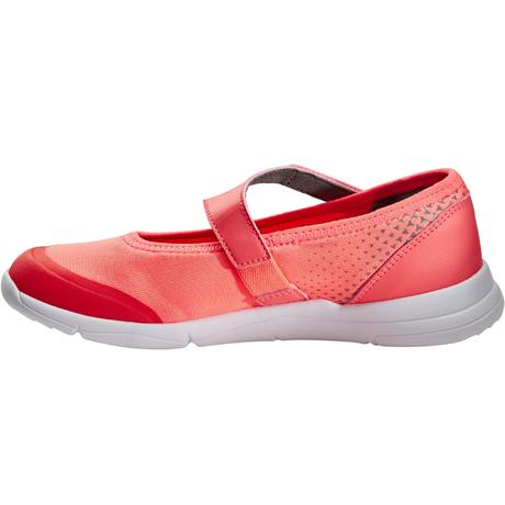 1bd10354267 Chaussures marche fille PW 160 Br easy corail. Previous. Next