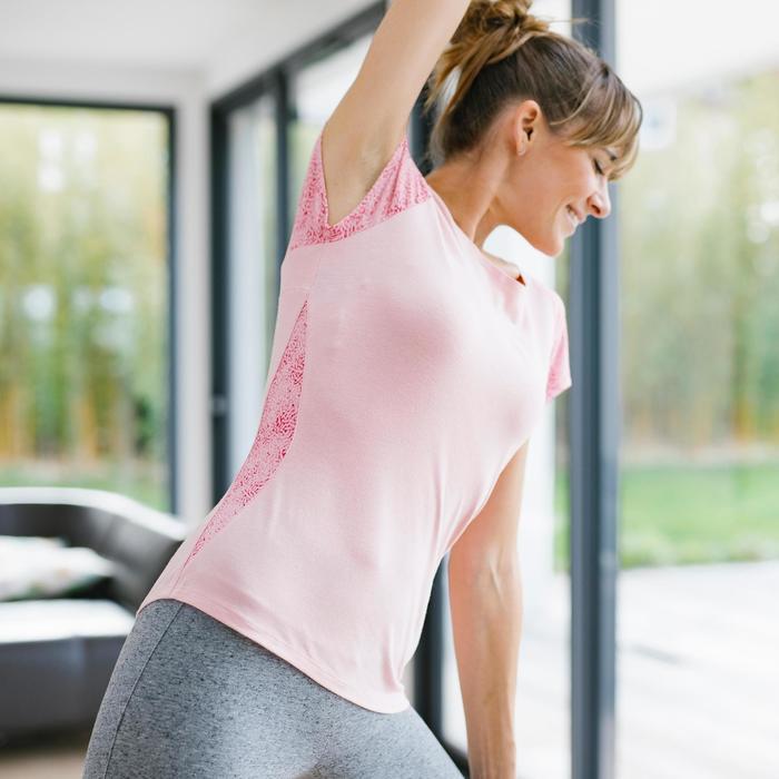 Top 520 pilates en lichte gym dames lichtroze