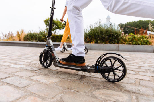 Start Scooting with these 4 Beginner's Essentials