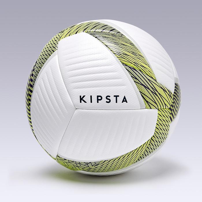 5048a300c19ba Balón de fútbol sala 500 Híbrido 63 cm blanco Kipsta