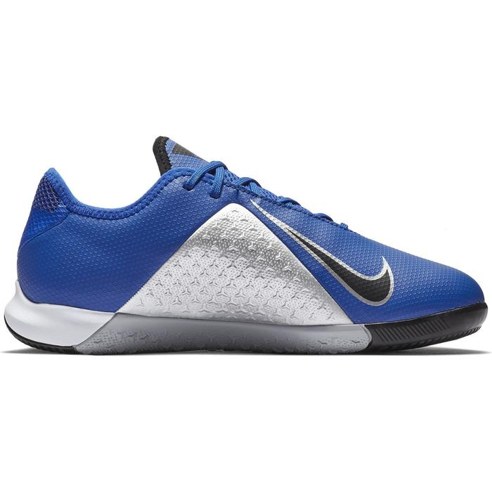 Zaalvoetbalschoenen kind Phantom Vision Academy IC blauw