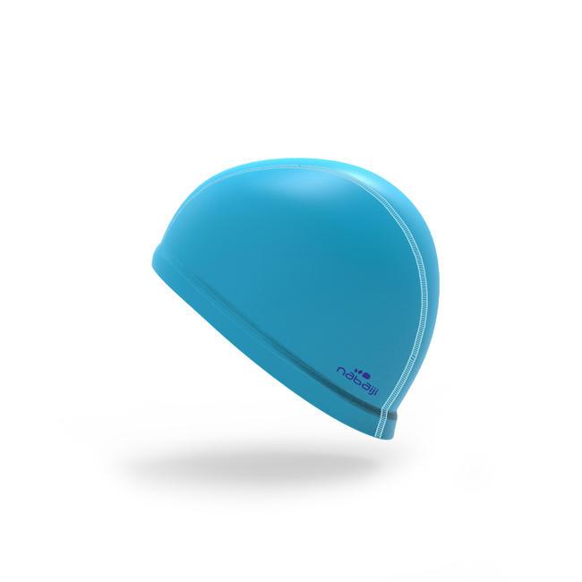 Swim Cap Silimesh- Turquoise Blue