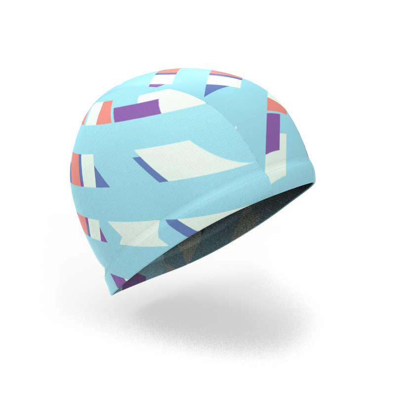 CAPS Swimming - Blue mesh swimming cap NABAIJI - Swimming Accessories