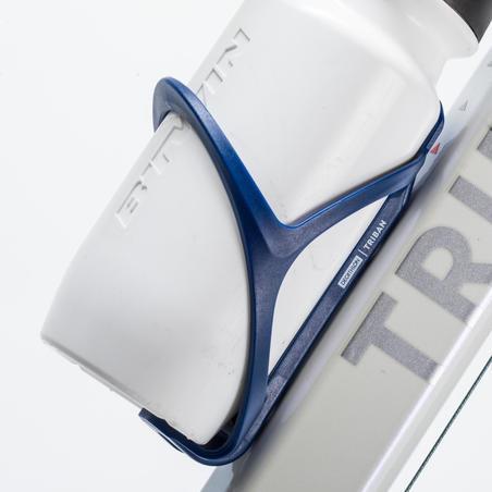 Portabidones ciclismo 500 azul ultramar