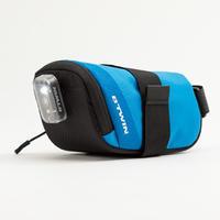500 Bike Saddle Bag M 0.6L - Blue
