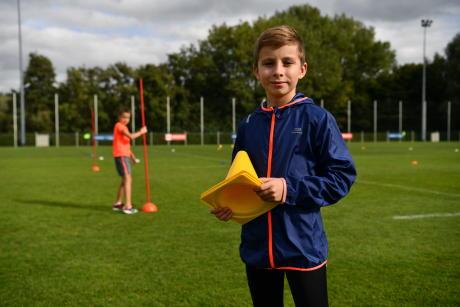 comment mettre un enfant au sport