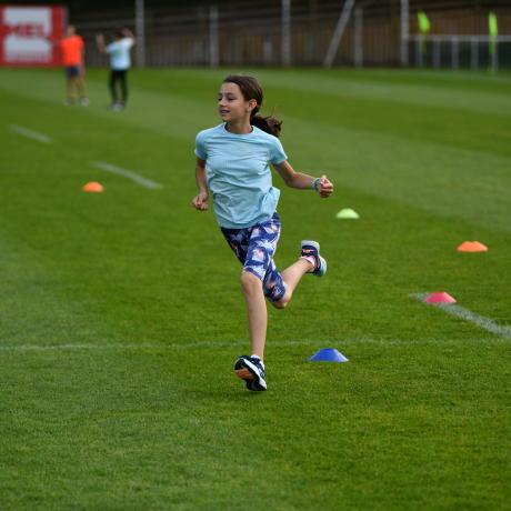 jeu enfants athletisme